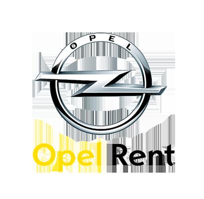Logo Opel Rent - Graphistes freelance Hérault Montpellier Bézier Pézenas