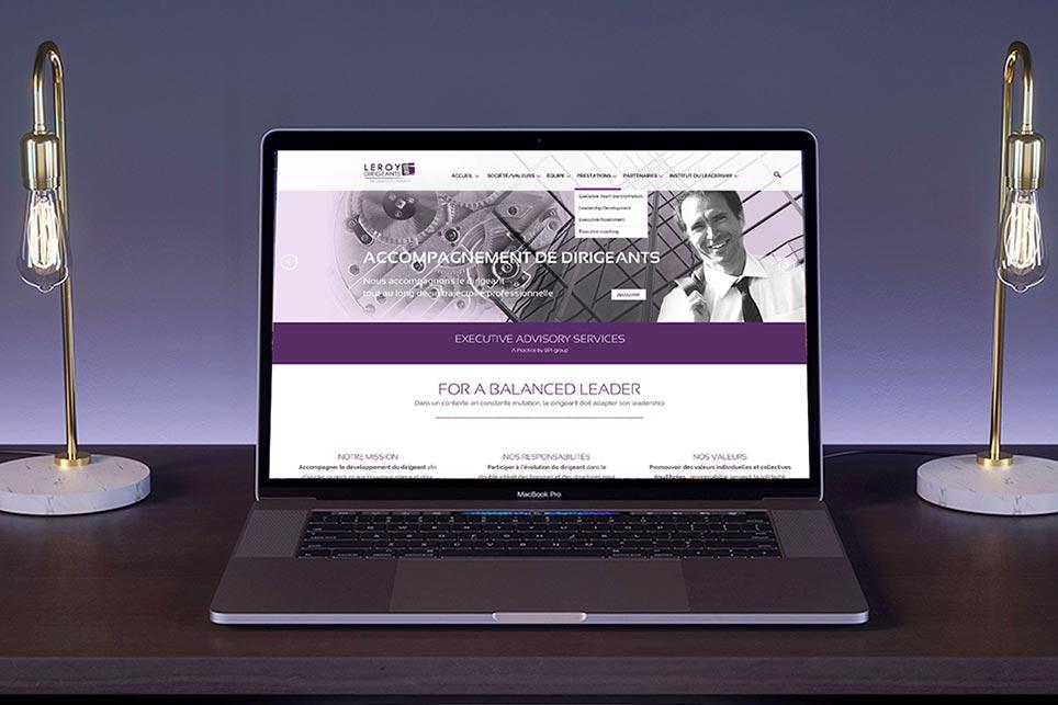 Création de site internet responsive - Graphistes freelance Hérault Montpellier Bézier Pézenas
