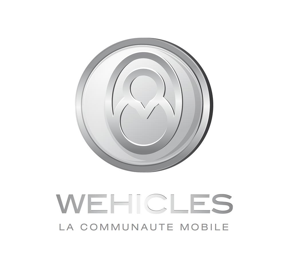 Création de logos et identités visuelles Wehicles - Graphistes freelance Hérault Montpellier Bézier Pézenas